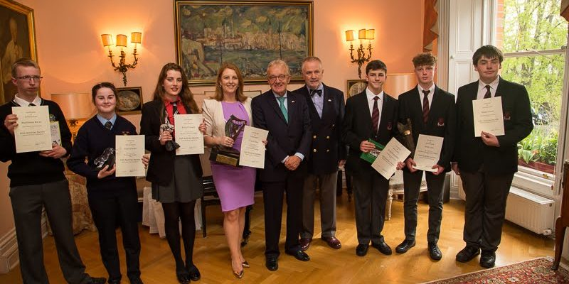 german essay competition Congratulations to 5th year student isolde o' loughlin, who is the senior winner  in the 2018 german essay competition, organised annually.